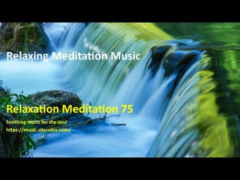 Relaxing Meditation Music Video - Calm Music - Yoga Music - Sleep Music