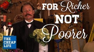 Cheapskate Weddings | The Cheap Life With Jeff Yeager | Aarp