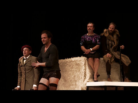 HAMLET von William Shakespeare -TRAILER - Neues Globe Theater