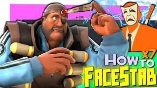 TF2: How to Facestab #7 [Epic Win]