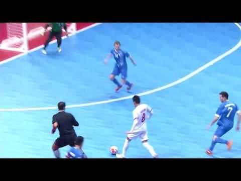 Vietnam vs Uzbekistan (AFC Futsal Championship 2018: Quarter-Finals)