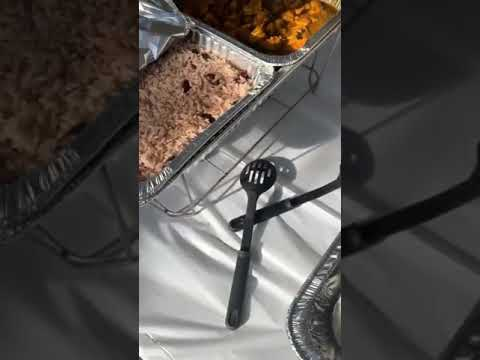 QUICK CLIP OF CATERING!