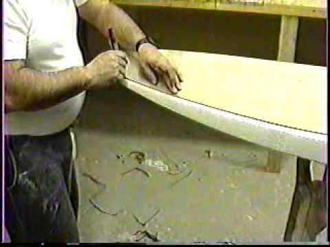 Vacuum Board Building 9   outline and rail bands