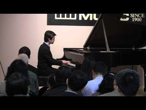 Chopin Ballade No. 2 by Albert Gu