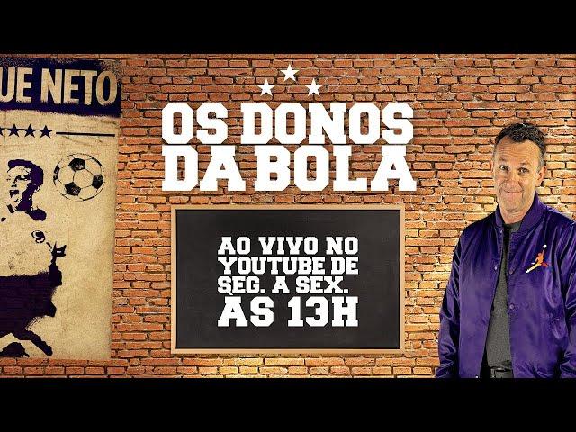 OS DONOS DA BOLA - 14/04/2021 - AO VIVO