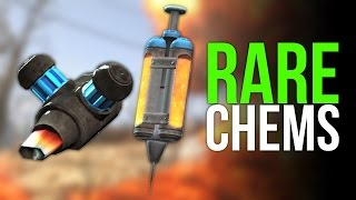 Fallout 4 Rare Chems! (Increase Every S.P.E.C.I.A.L +2)