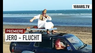 JERO - Flucht (prod. Crooker) | 16BARS.TV PREMIERE