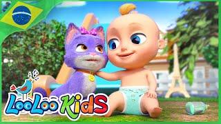 Meu Gatinho, Meu Gatinho  - Música Infantil | LooLoo Kids Português