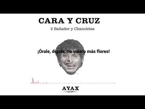 Tema 'Bañador y Chancletas' del disco 'Cara y Cruz'
