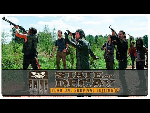State of Decay: YOSE - Part 14 ►Specializations!◄ Let's Play State of Decay Gameplay