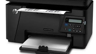Hp leser jet pro mfp m126nw review in hindi