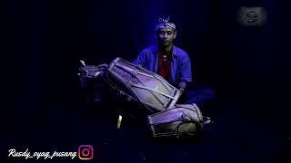 Bagai Ranting Yang Kering (Cover) -Rusdy Oyag Solo Kendang