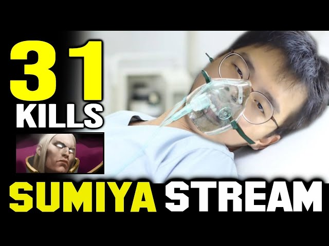 I'm the only VICTIM of the war | Sumiya Invoker Stream Moment #1650