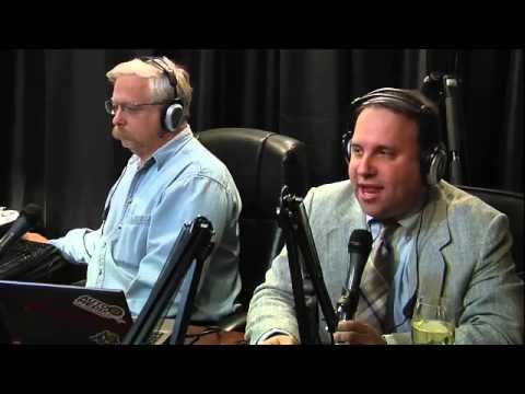 Author, Scott Crass on Jersey Talk Radio talking about Wyoming