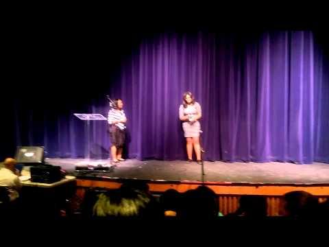 Cross Creek Early College High School Talent Show - Part 3