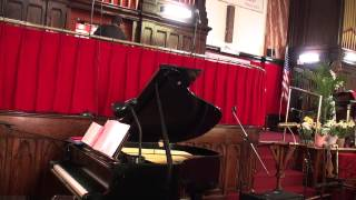 Chris Fleischer, Pipe Organ- When I Survey The Wondrous Cross