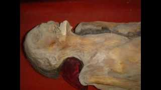 Guanajuato Mummies In Mexico. Horror You Cam Almost Touch