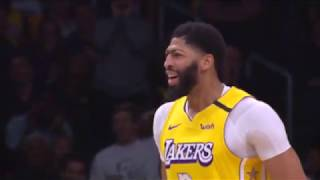 Los Angeles Lakers vs New Orleans Pelicans | January 3, 2020