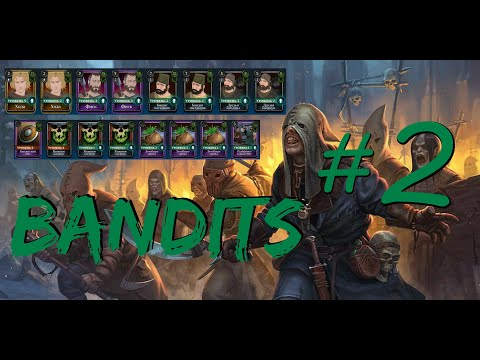 Ash of Gods: Tactics - Бандиты #2 (ПвП Колода)