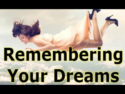 Simple Tips to Start Remembering Your Dreams Tonight
