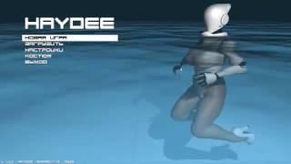 Haydee Mod Animated Menu Swim