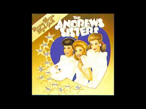 Andrews Sisters   Boogie Woogie Bugle Girls Full Album