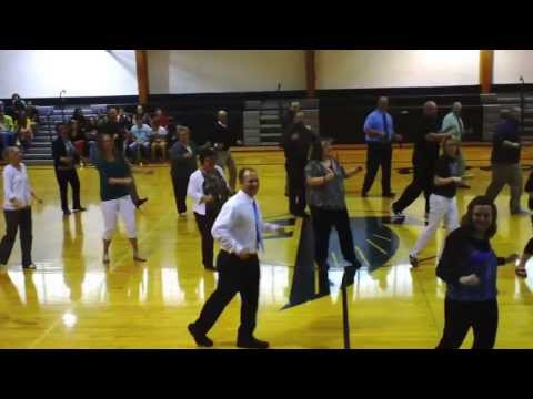 WHPS Teacher Flash Mob