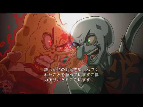 Spongebob Anime OP2  Blue Bird Naruto Shippuden OP3
