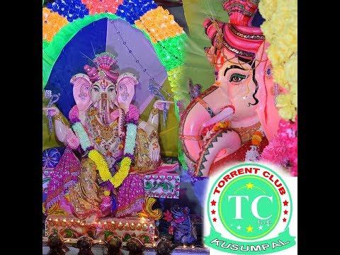 Torrent club boys ganesh puja for 2018 //Talcher