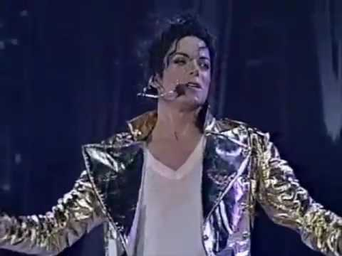 Michael Jackson - Stranger In Moscow - Live Kuala Lumpur 1996 (October 29th)