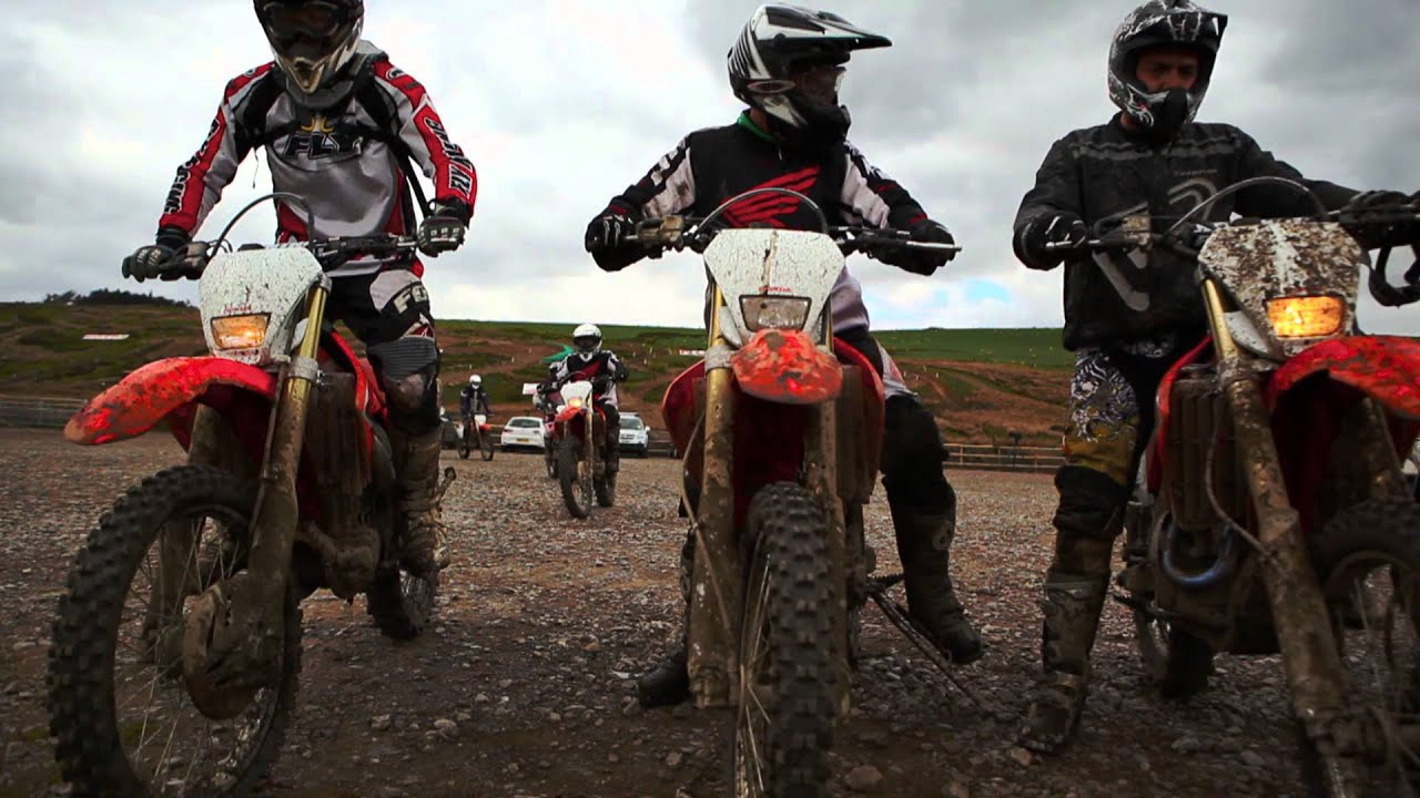 Honda Dave Thorpe Off-Road Centre — Ride Like a Champion!