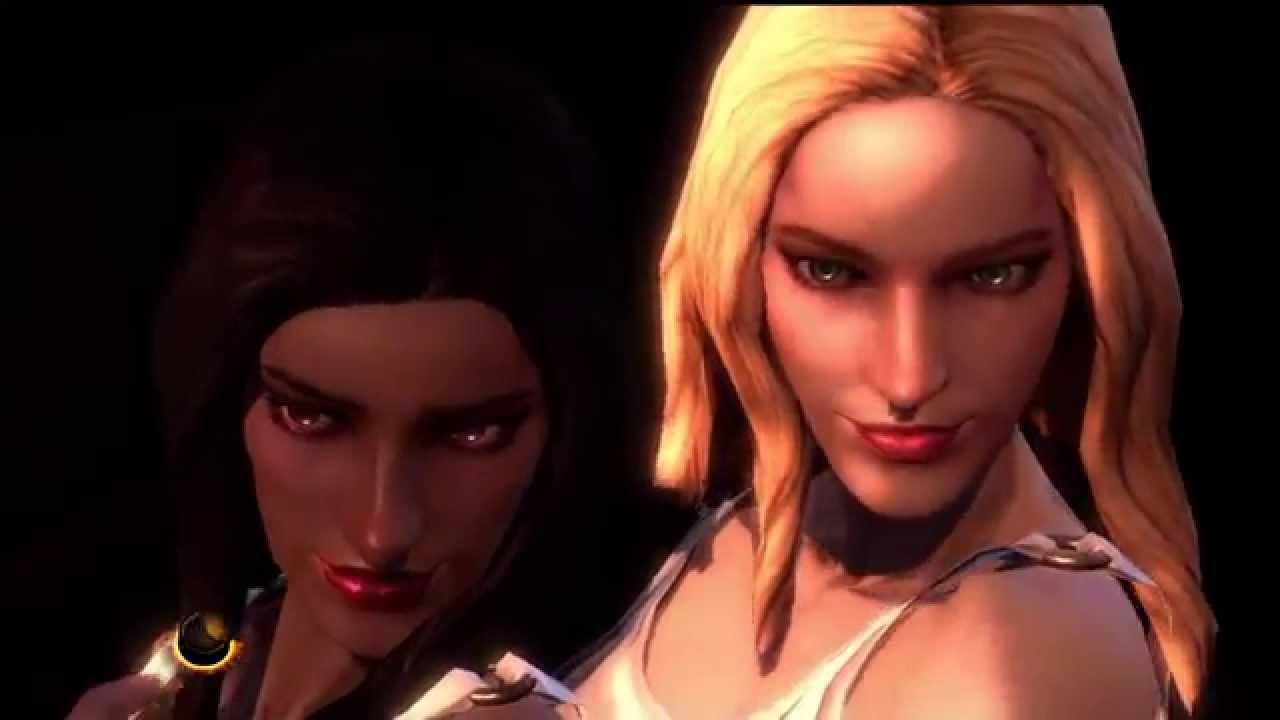 Kratos hat Sex mit Aphrodite - God of War 3 Remastered ...
