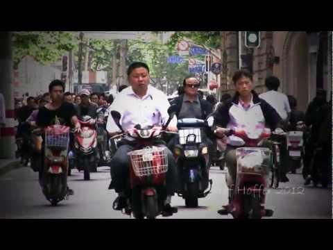 Shanghai in motion