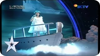 "Putri Ariani sings ""My Heart Will Go On""  - RESULT SHOW - Indonesia's Got Talent"