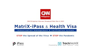 MatriX-iPass & Health Visa…