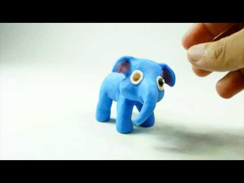 ปั้นแป้งโดว์ ช้างก้านกล้วย l เพลงช้าง ช้าง ช้าง ช้าง น้องเคยเห็นช้างหรือเปล่า l เพลงเด็ก Peppa kids