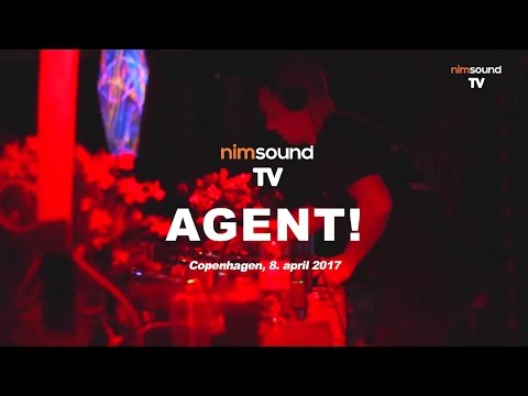 Nim Sound TV / AGENT! Dropping Tech House Bombs @ Moist, Cop
