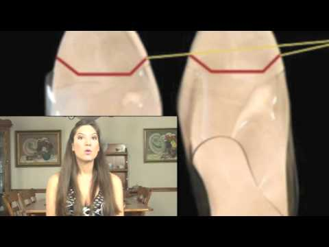 cebbb083722 Pole Dance Shoes Part 2  Clear Stripper Shoes - YouTube