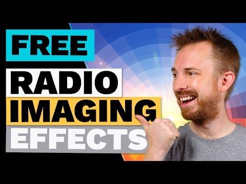 Free Radio Imaging Effects - YouTube