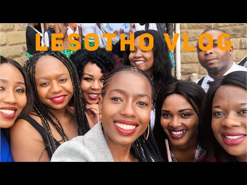 24 hours in Lesotho | Issa Wedding