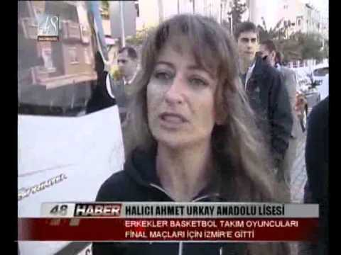 HALICI AHMET URKAY ANADOLU LİSESİ - YouTube