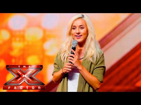 Ebru's got star quality | Auditions Week 2 | The X Factor UK 2015