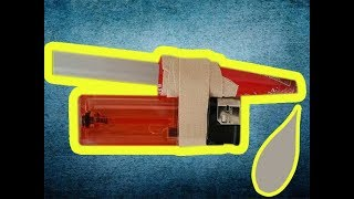 Ev Yapımı Sıcak Silikon Tabancası / How to Make a Hot Glue Gun