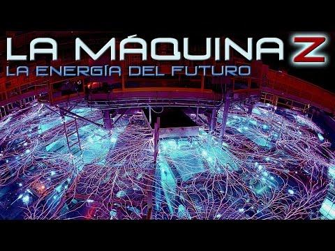 La potente MÁQUINA Z . La energía del futuro (Z Pulsed Power Facility )