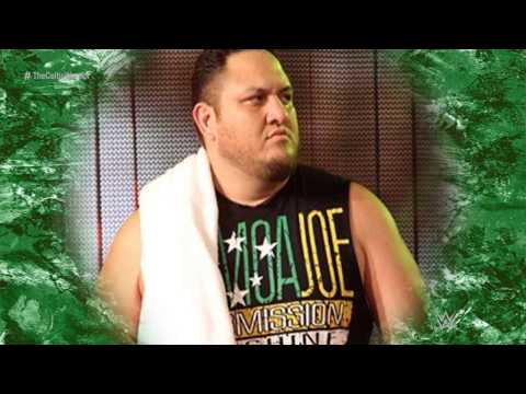 2015: Samoa Joe 3rd Theme Song -