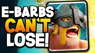 PRO DOMINATES w/ NEW ELITE BARBARIAN DECK!