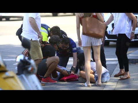 Download Youtube: Barcelona terror attack eyewitnesses describe chaotic scene