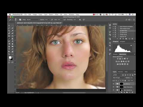 Luxe Perfect Portraits Photoshop Actions
