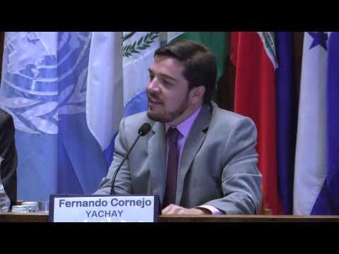 """Firma del Memorando de Entendimiento entre la FAO y """"Yachay E.P."""""""