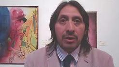 Homenaje al pintor Sergio Coello